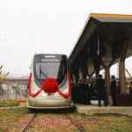 World's first hydrogen-powered tram goes into operation in China