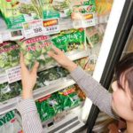 China contributes nearly half of Japan's frozen vegetable imports